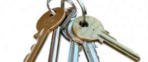 Bos sleutels